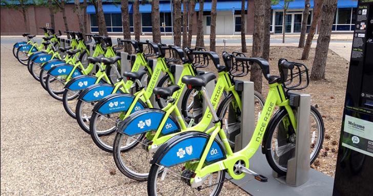 因為民間共享單車已經普及,新加坡放棄政府公共單車計畫