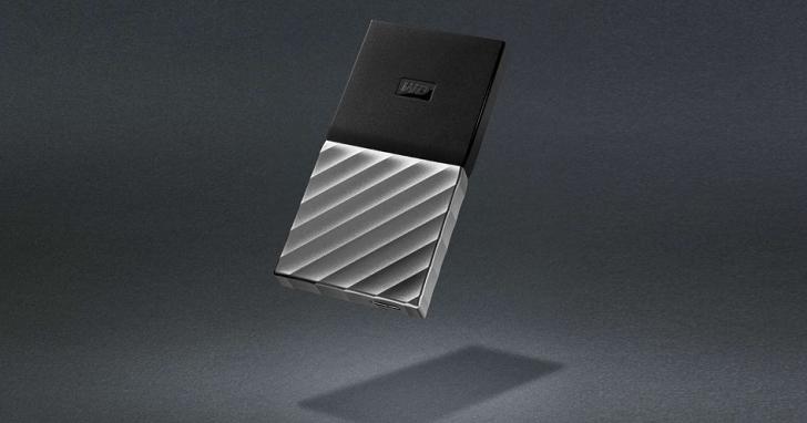 WD 推出 My Passport SSD,USB Type-C 介面最高容量 1TB