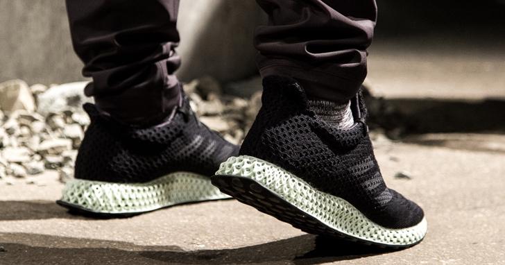 adidas 發表新款 3D 列印運動鞋:Futurecraft 4D,量產 10 萬雙你也買得到