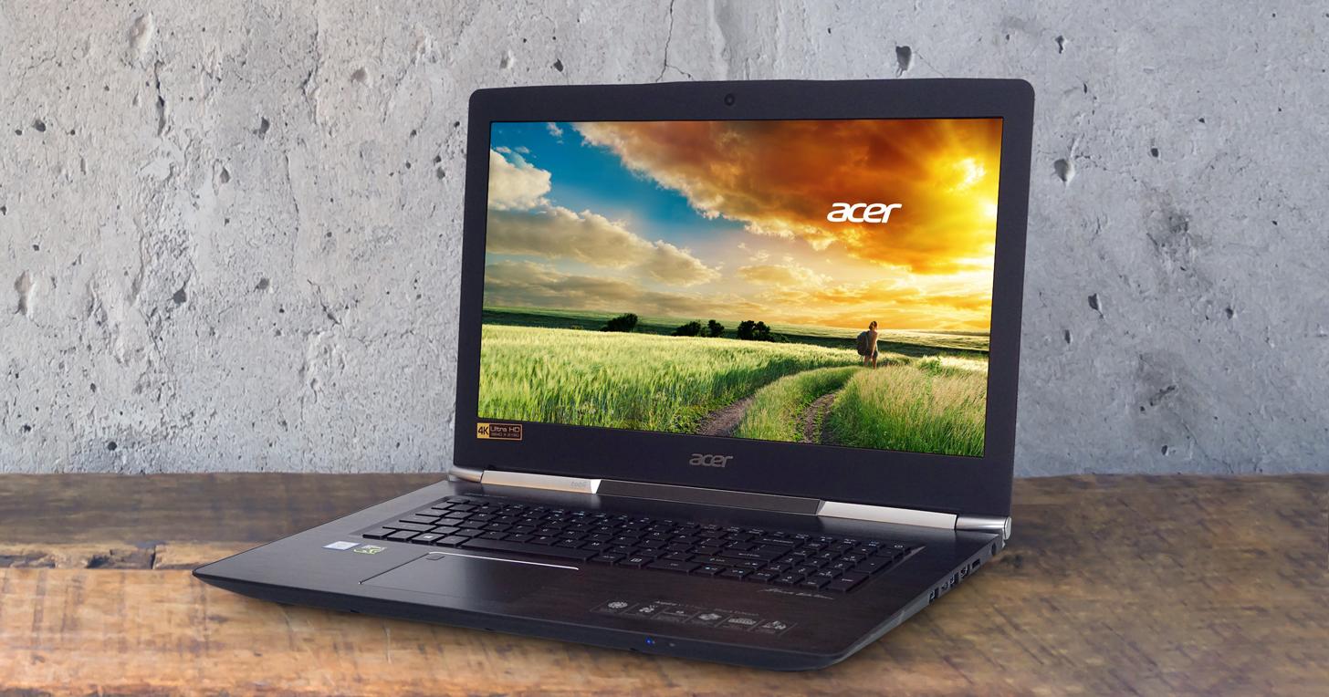 允文允武,功能全方位的大尺寸旗艦:Acer Aspire V17 Nitro 深度實測