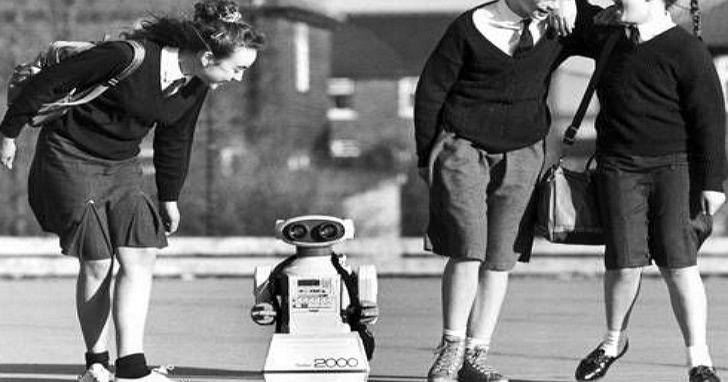 在Zenbo出現的三十年前,這曾是美國最受歡迎的家用機器人