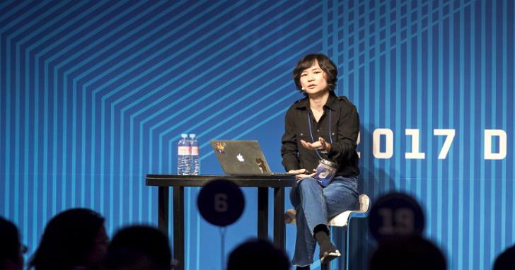 LINE技術長朴懿彬表示:今年重新編制LINE成效型原生廣告平台開發團隊,以加速發展廣告業務
