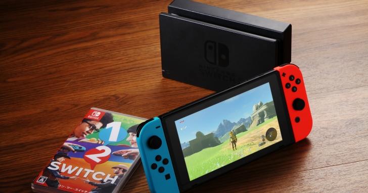 想買 Nintendo Switch 嗎?重溫這台主機、掌機加體感的神奇主機,功能、玩法完全複習