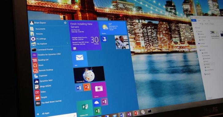 Windows 10 創作者更新今天開始正式全面推送