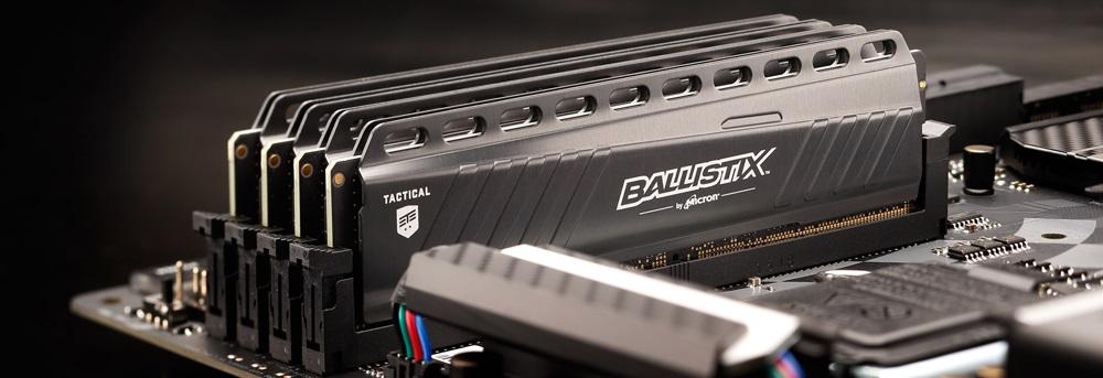 遊戲記憶體加持電競產業是卓越電競技能養成的幕後功臣!Ballistix 遊戲記憶體三大效能系列,支援高手玩家練就「好、更好、最好」的電競功力!