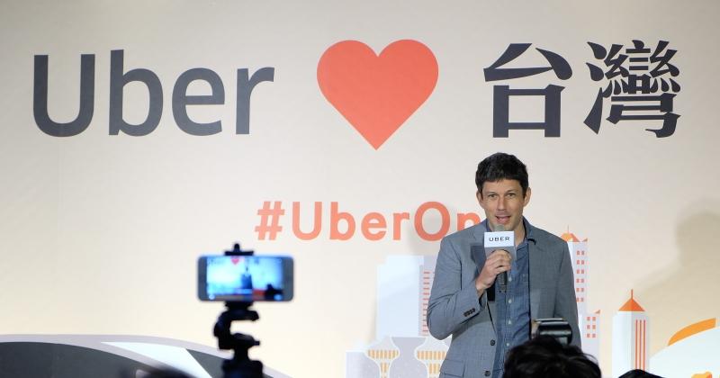 UBER 重回台灣!將與租賃車業者合作開始營運