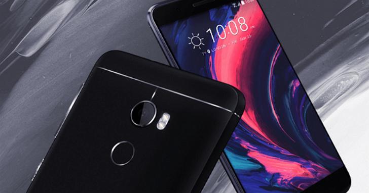 HTC在俄羅斯發表HTC One X10,售價355美元