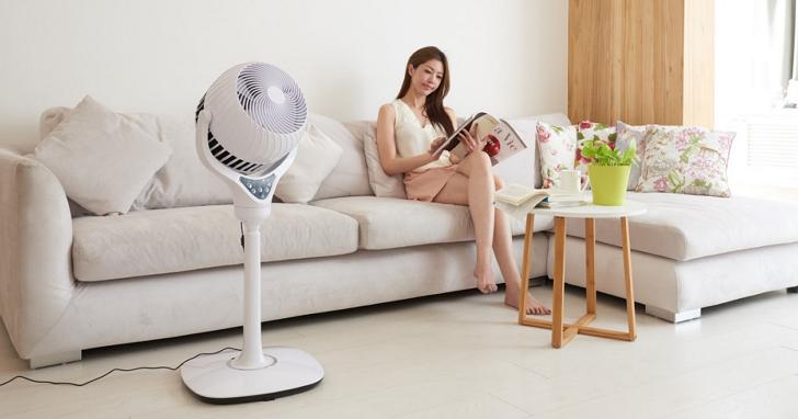 台灣募資第一台、是風扇也是空氣清淨機,4分鐘淨化空氣的創風清淨機4000元有找