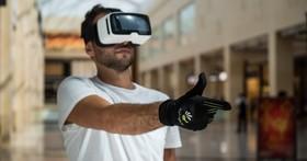 放下VR控制器吧,戴上CaptoGlove手套就能操作遊戲