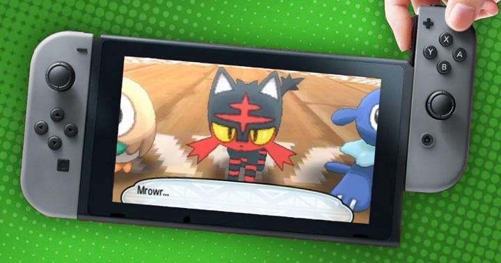 寶可夢將在任天堂 Switch 上推出系列新遊戲《Pokemon Stars》