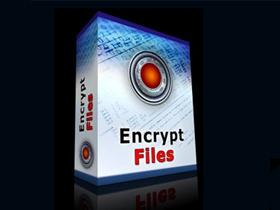 Encrypt Files 加密後檔案不留痕跡