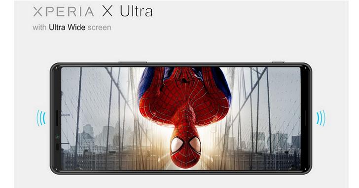 傳聞中的Sony Xperia X Ultra:一款 21:9 的全螢幕手機