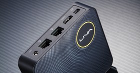 ECS LIVA Z Plus 迷你電腦- 輕巧有型,效能兼具
