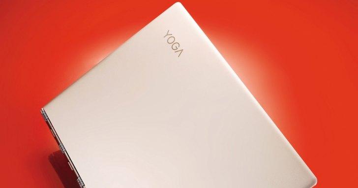 Lenovo Yoga 910- 360度翻轉極窄邊框的大畫面