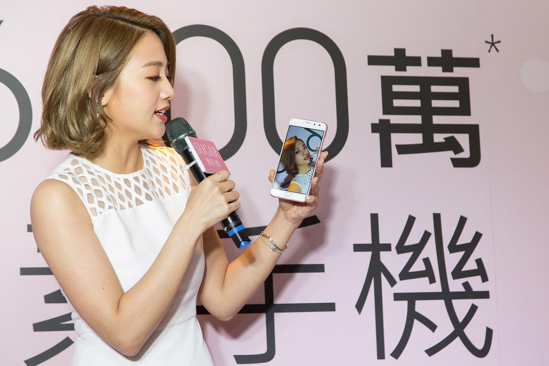 SUGAR糖果手機以高畫素積極佈局台灣市場