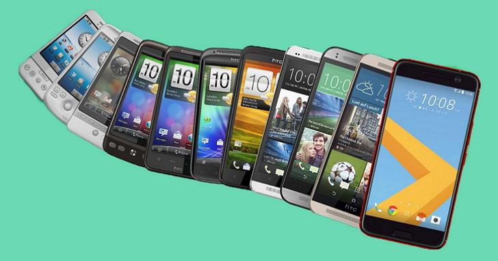一次看完 HTC 在 Android 陣營的 9 年演變史,他們是在哪個時候開始從手機的領導者走下王座?