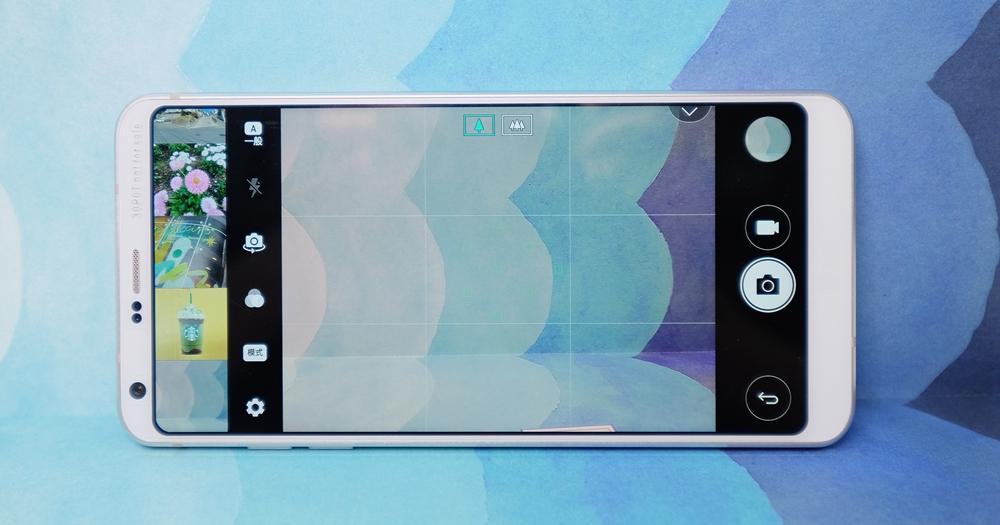 LG G6 小升級旗艦動手玩,廣角雙鏡頭相機依舊是最大亮點