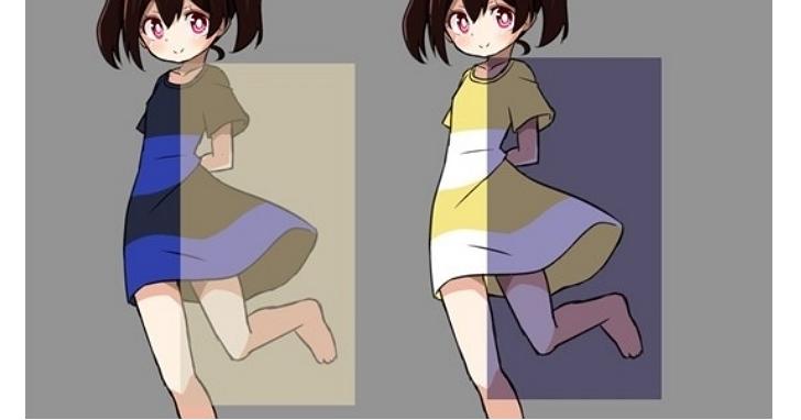 眼睛看的顏色不能信!「黃白」或「藍黑」,兩件衣服的顏色看到讓人崩潰!