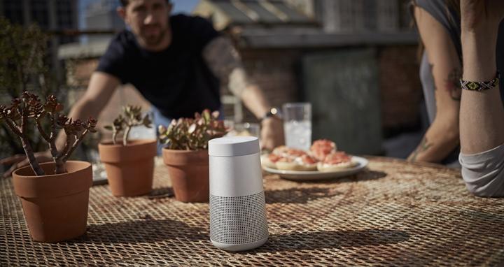 Bose 全新防水藍牙喇叭 SoundLink Revolve 系列上市,售價 8,800 元起