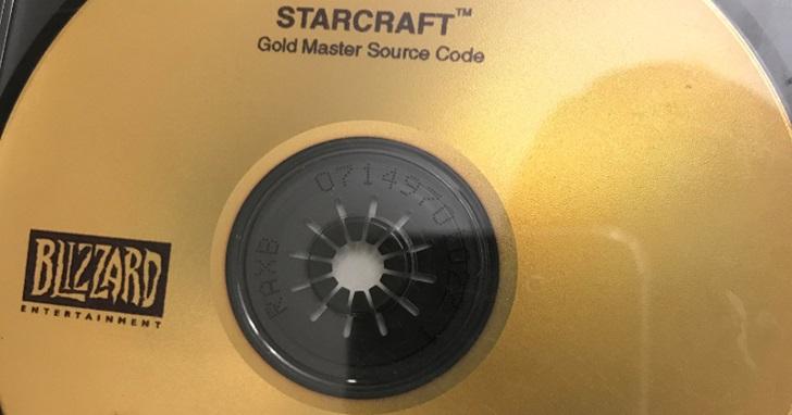 網友在 eBay 意外買下失蹤17年的星海爭霸原始碼光碟,但暴雪表示這東西不該屬於他