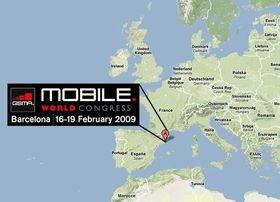 MWC 2009全球行動通訊大展新趨勢