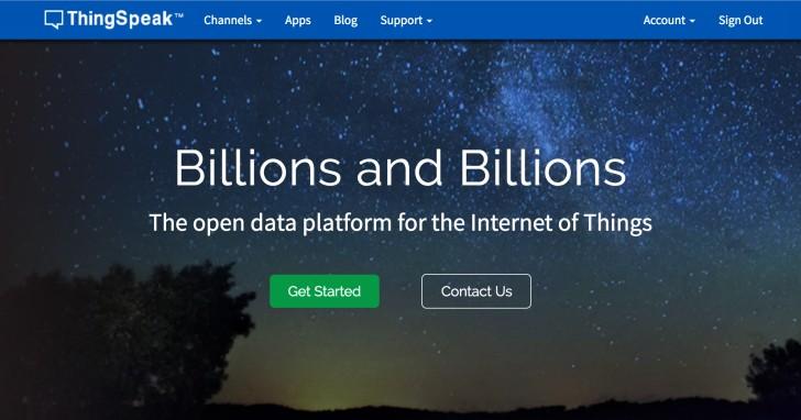 【物聯網系統開發】THINGSPEAK 平台基本篇