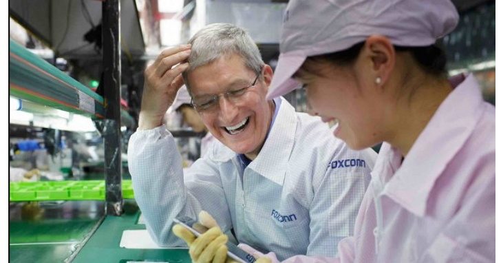 高通槓上蘋果,台廠遭殃!在加州正式提告富士康、和碩、緯創和仁寶等四家蘋果代工廠