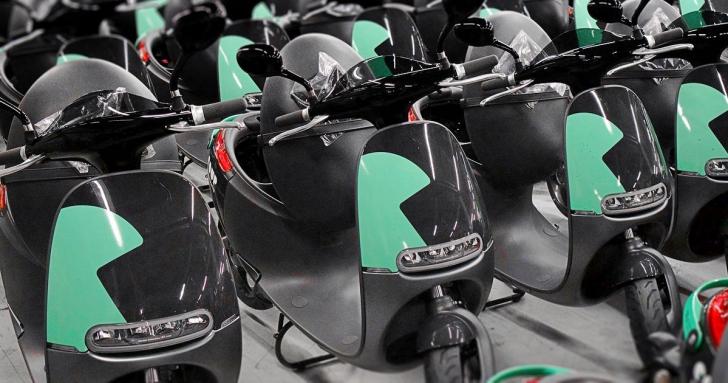 600 台 Gogoro 登陸巴黎,今年夏天就可以騎得到