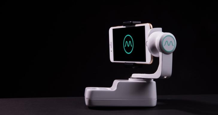 終極自拍神器,Motus可以自動追蹤你的移動