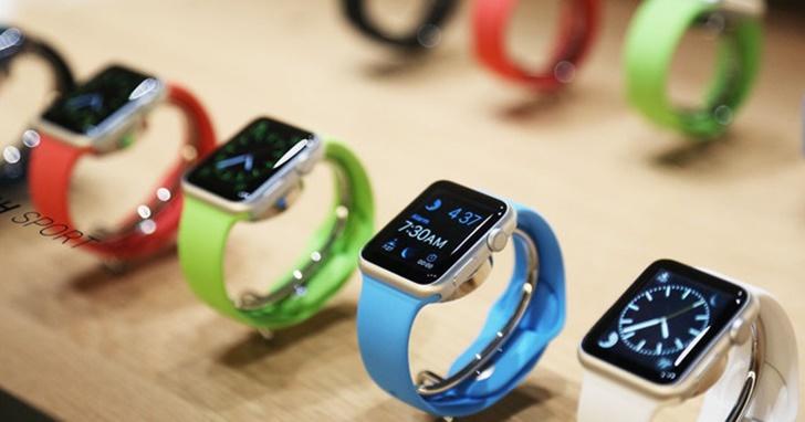 蘋果新專利書透露 Apple Watch 有可能為無邊框設計,未來螢幕將延伸至錶帶