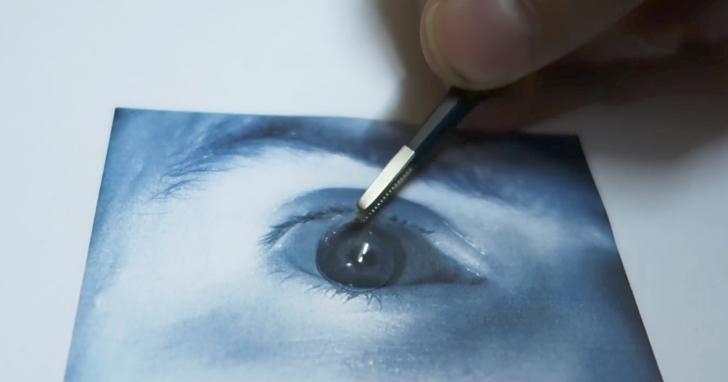 用隱形眼鏡加上一張照片,德國研究室低成本破解了Galaxy S8 的虹膜辨識