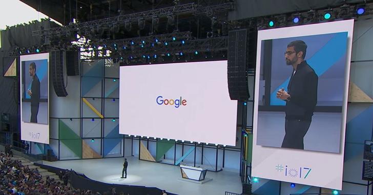 從Google CEO在Google I/O 2017大會的簡報,學習Google式的簡報法   T客邦
