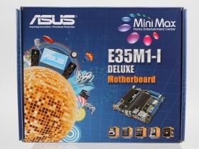 Brazos 平台之王, Asus E35M1-I Deluxe 評測