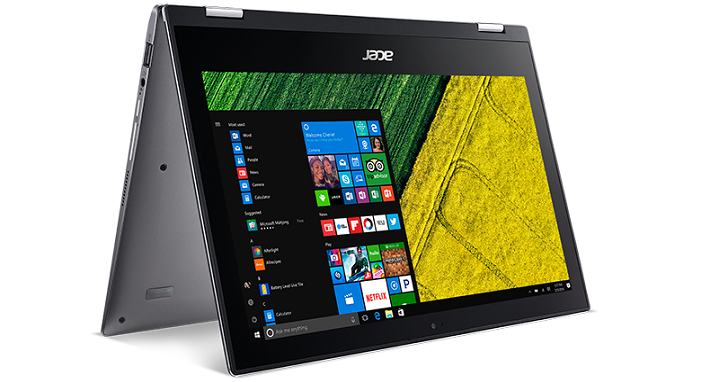 Acer 於 Computex 2017 搶先發:Spin 1 二合一筆電、Nitro 5 電競筆電、Acer Iconia Tab 10 影音平板