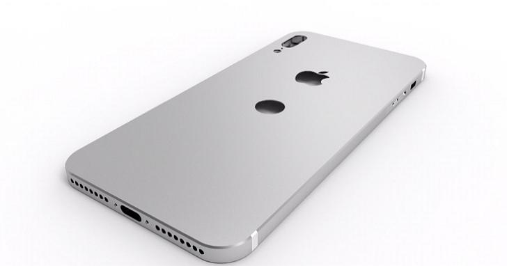 iPhone 8 可能支援無線充電,代工廠員工確認尺寸超越iPhone 7