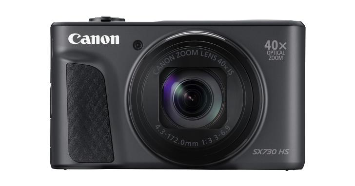 Canon 推出新款 40 倍變焦相機 PowerShot SX730 HS,售價 11,990 元