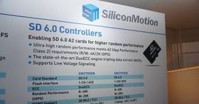 Android手機跑記憶卡速度將大幅提升,Silicon Motion發表SD 6.0 A2規範控制器