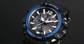 藍牙加持強悍進化,飛行腕錶 CASIO G-SHOCK GPW-2000 GRAVITYMASTER 開箱介紹