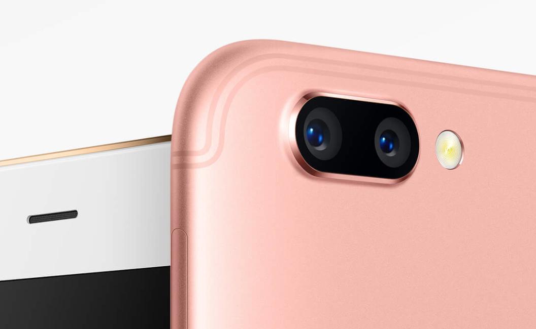 地表上最像 iPhone 7 Plus 的手機,OPPO 在中國發表前後 2000 萬畫素新機 R11