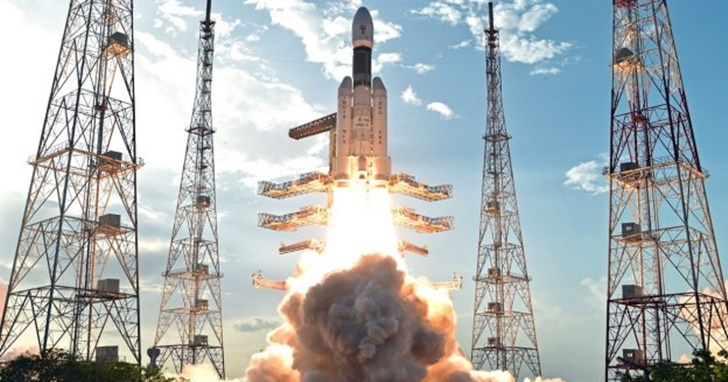 印度成功發射重 640 噸的「怪物」火箭