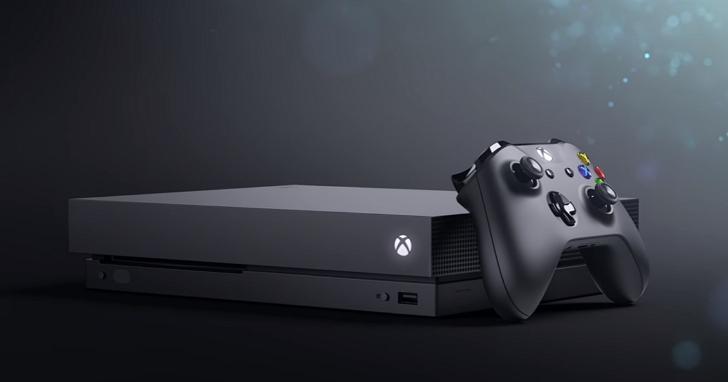 微軟天蠍計畫正名Xbox One X現身:搭載水冷配件、真4K性能的最強悍遊戲主機