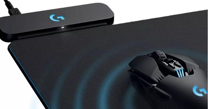 這個滑鼠墊能充電!羅技推出可幫滑鼠無線充電的 G Powerplay 滑鼠墊
