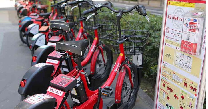 日本這間共享單車公司正面臨中國最強的共享單車來踢館,但外來的和尚不見得能搞定日本的市場