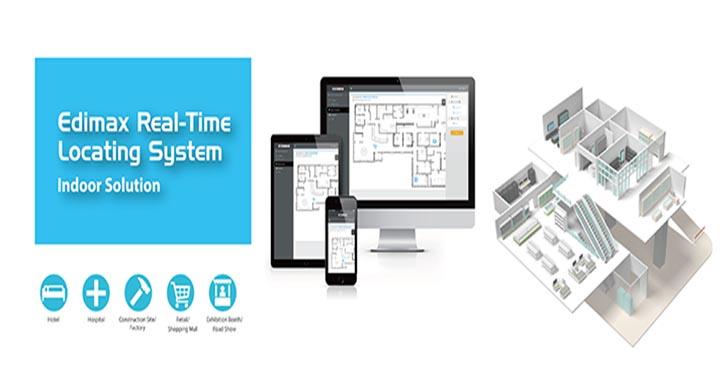 訊舟科技攜手歐勝科技,推出 Wi-Fi 室內定位系統解決方案