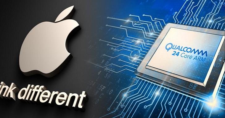 高通回應蘋果指控:沒有我們的技術,你們連iPhone都做不出來