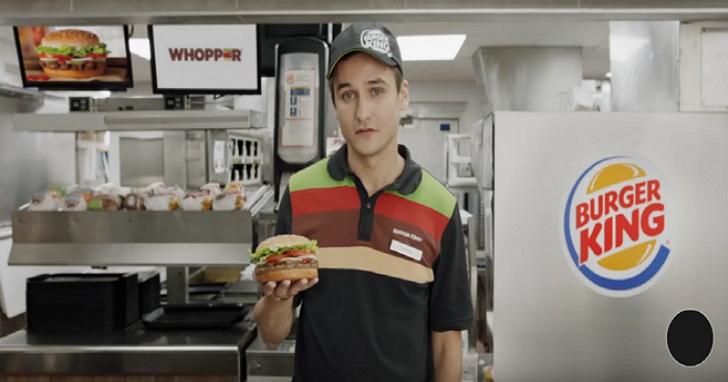 漢堡王用 「OK, Google」 拿到了「廣告界奧斯卡」的評審團大獎