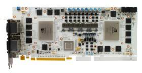 雙核 Fermi 第一彈,Galaxy GTX560 Ti Dual
