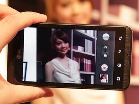 裸視 3D 手機 LG Optimus 3D P920 影片試坃