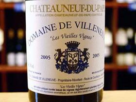 百年老藤葡萄酒的微醺滋味:Vieilles Vignes
