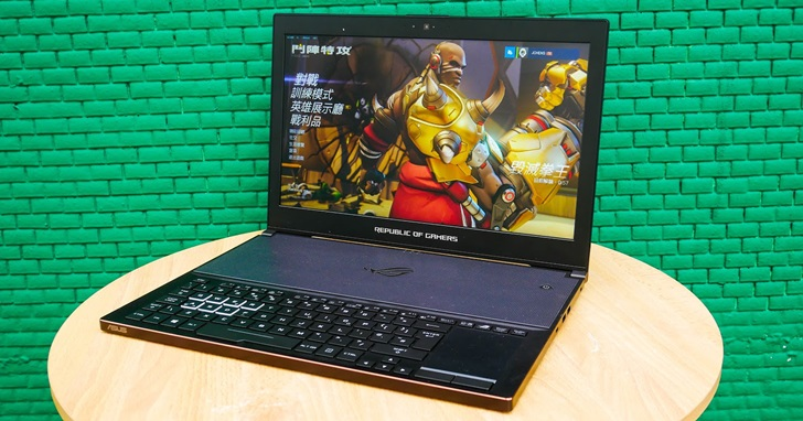 華碩 ROG Zephyrus 評測:全球最薄 NVIDIA GTX 1080 電競筆電